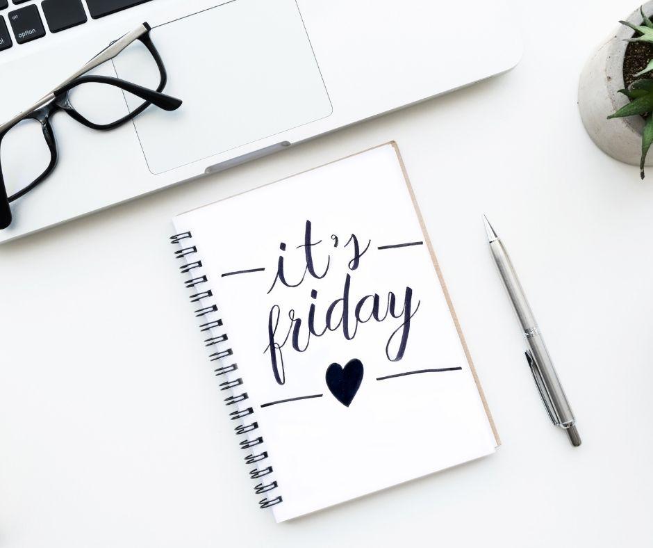 TGIF! – Friday Morning Meditation