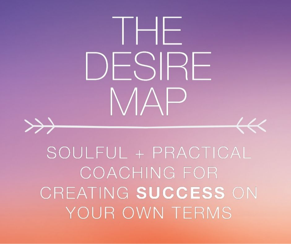 The Desire Map - Group 5-Session Workshop Series