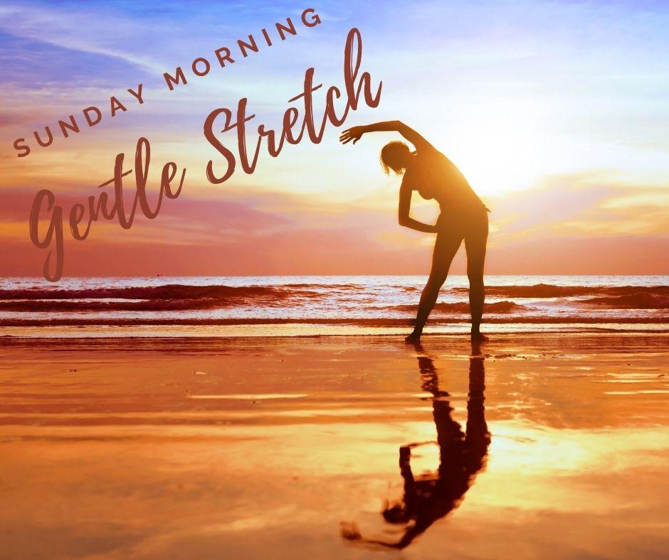 Sunday Morning Gentle Stretch Yoga