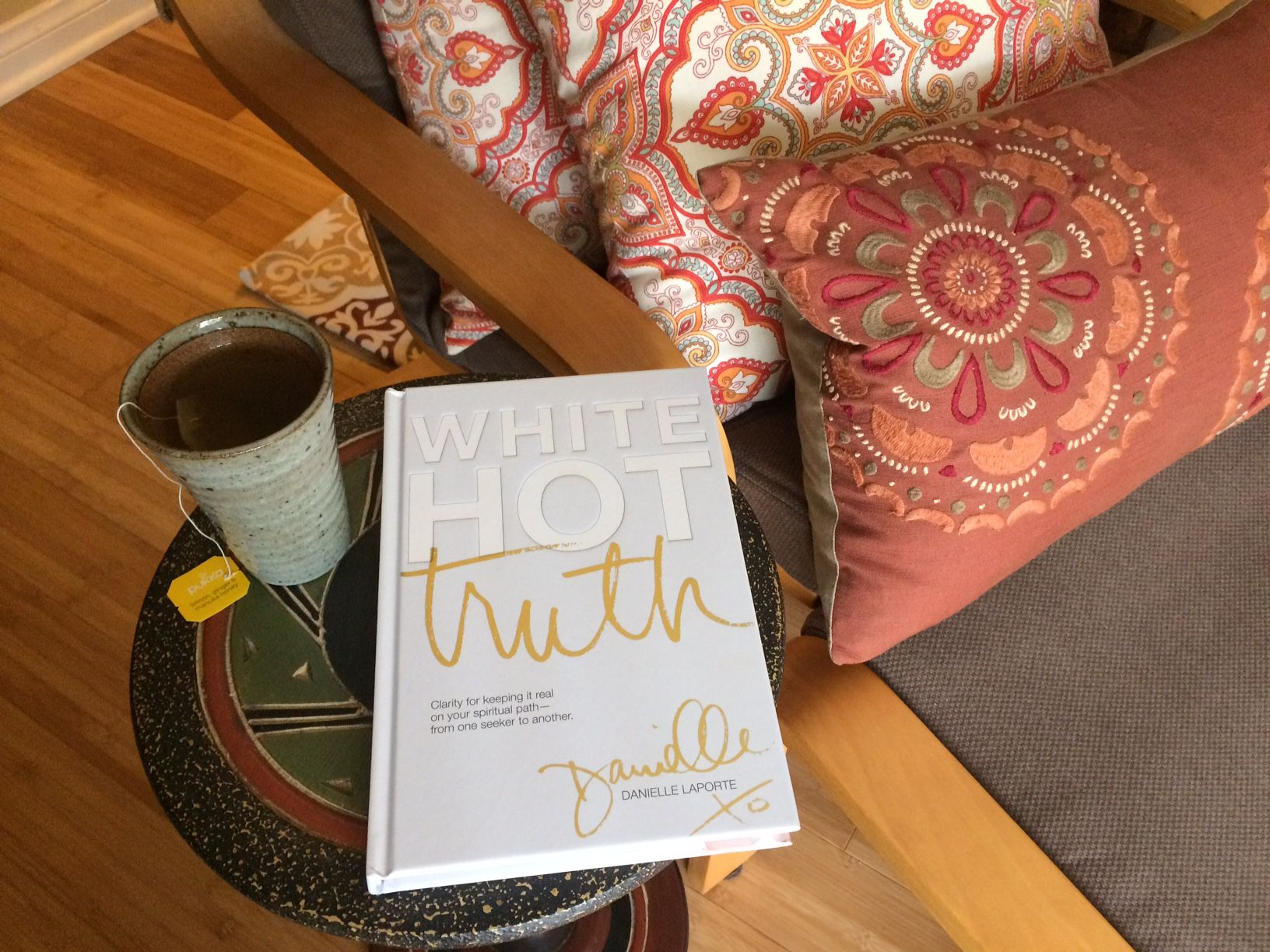 White Hot Truth - Winter Series - Conversation Connection Curiosity